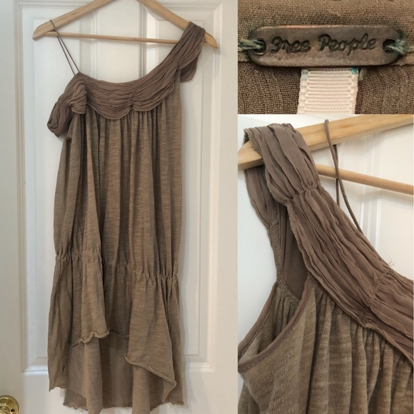 Free People Tops - Free People romantic tunic off shoulder size small